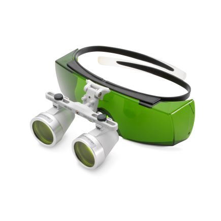 Laser Safety Magnifier
