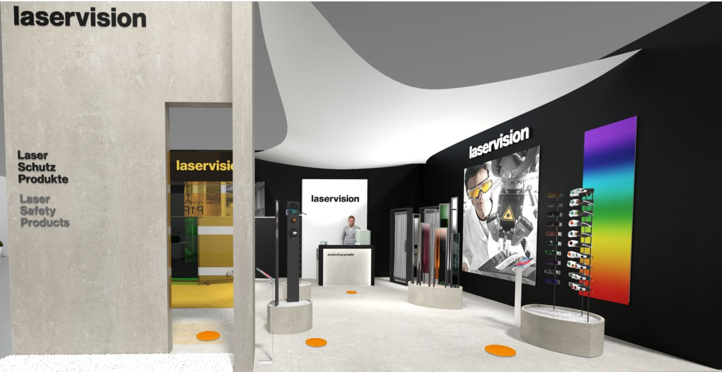 laservision Showroom 2021