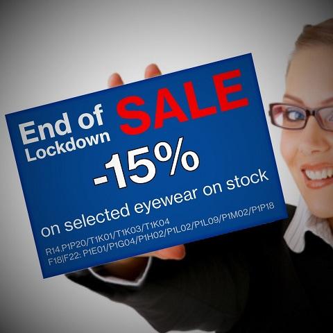 End of Lockdown Kachel