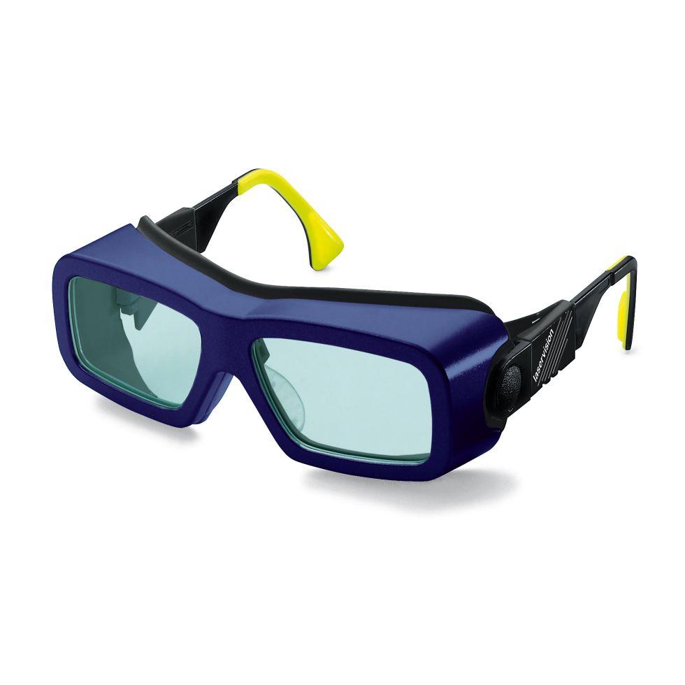 laservision laser safety glasses with frame R17   uvex