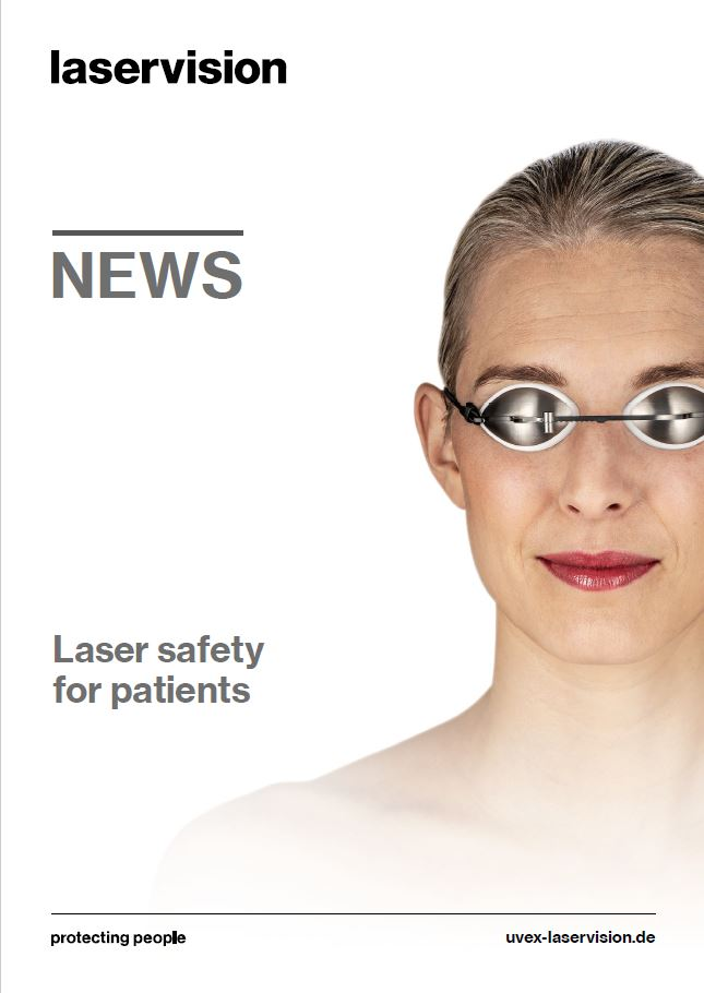 Laser safety for patients